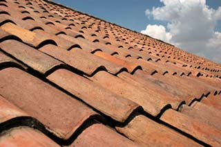 Anderson Roofing - Roofers St Albans Hertfordshire Pitched Tile Roofing Image