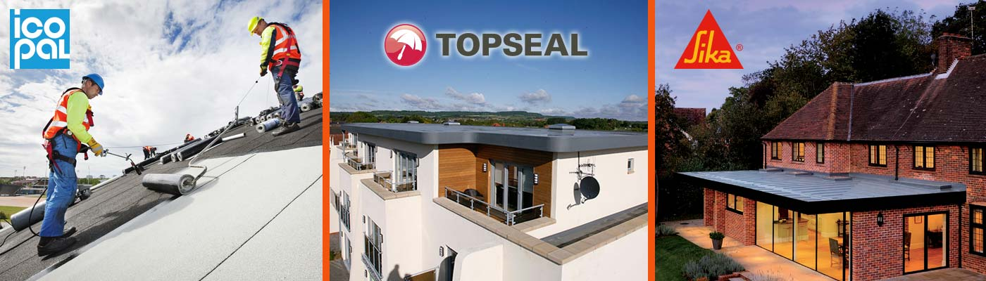 Top Quality Felt | GRP | Rubber | Liquid | PVC Flat Roofs
