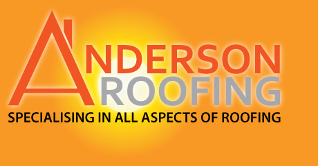 Anderson Roofing logo - Roofers in St Albans, Harpenden, Brookmans Park Hertfordshire