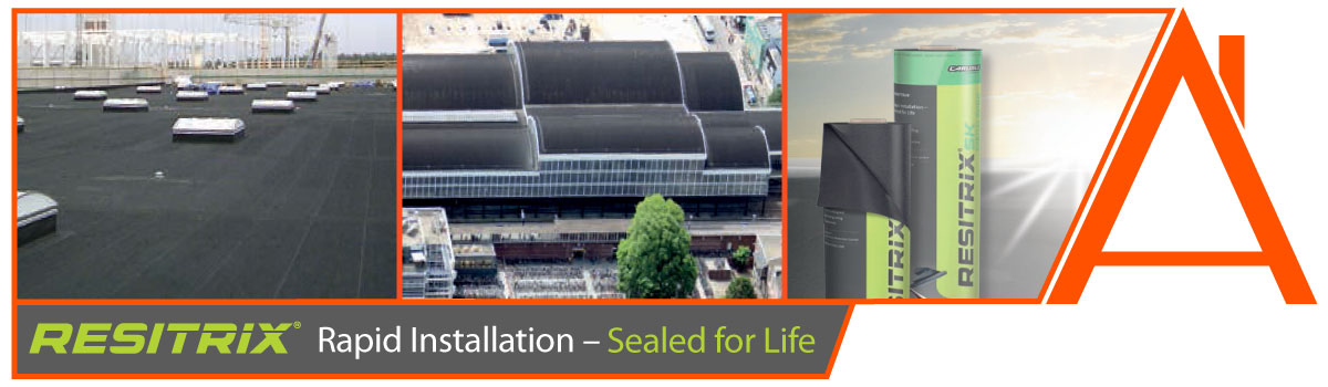 EPDM Flat Roofing Systems St Albans, Hertfordshire - Header Image