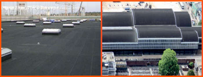 EPDM Flat Roofing Systems St Albans, Hertfordshire - Example Image