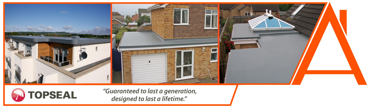 GRP Flat Roofing Systems St Albans, Hertfordshire - Header Image