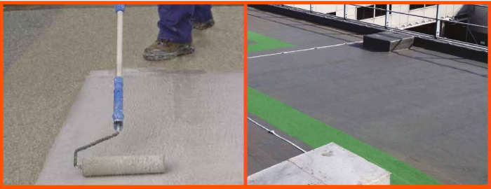 Liquid Flat Roofing Systems St Albans, Hertfordshire - Example Image